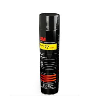3M 77号多用途喷胶,467g/瓶