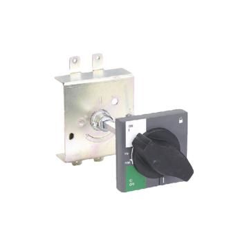 德力西DELIXI 塑壳断路器附件,CDM3-100FN 方形延伸转动手操 400MM,10个/包