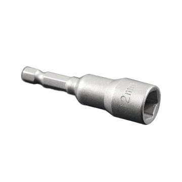 少威 6.35mm系列风批六角套筒,H12*65mm 不带磁,5支/包,BS63565H12