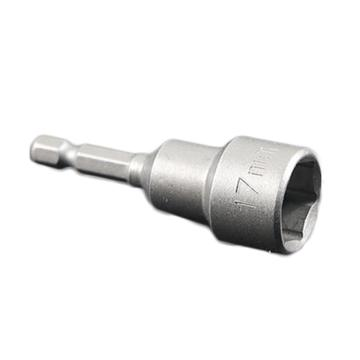 少威 6.35mm系列风批六角套筒,H19*65mm 不带磁,5支/包,BS63565H19