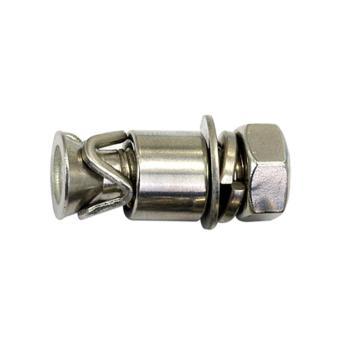 敲击背栓(三角卡),M6*32,不锈钢304,洗白,200个/盒