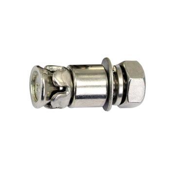 敲击背栓(五花瓣),M8*35,不锈钢304,洗白,150个/盒
