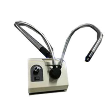 测维,双支光纤冷光源,光纤长度700mm,150W大功率照明光源,亮度可调,