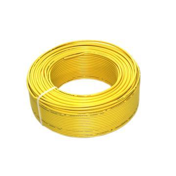 美河 电缆, BVR-6MM2(黄色)