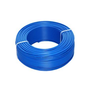 美河 电缆, BVR-4MM2(蓝色)