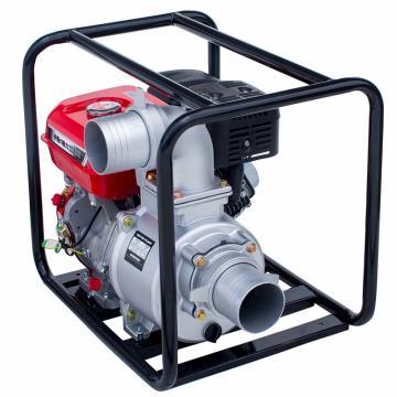 伊藤動力 4寸汽油機抽水泵自吸泵,YT40WP,手啟動,最大吸程8米