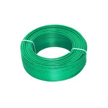 美河 电缆, BVR-6MM2(绿色)