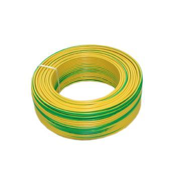 美河 BVR-70MM2(黄绿色),电缆