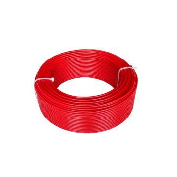 美河 电线,BVR 16 红色,100米/卷