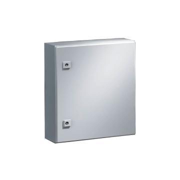 威图 AE 紧装式控制箱 W400H500D210 7035,1045500