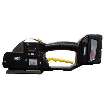 FROMM 電動打包機,適用包裝帶材質:PP、PET,適用帶寬:16.0-19.0mm,適用帶厚:0.65-1.05mm