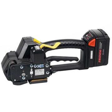 FROMM 电动打包机,适用包装带材质:PP、PET,适用带宽:16.0-19.0mm,适用带厚:0.40-1.35mm