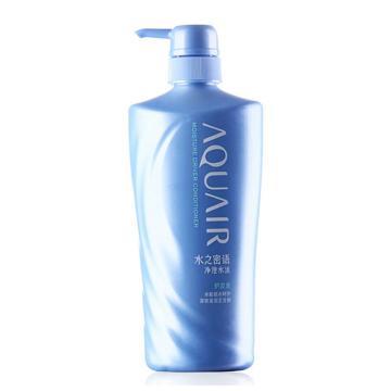 資生堂600ml水之密語凝潤護發素(9瓶/箱) 單位:瓶