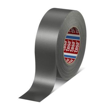 德莎 标准PE涂层布基胶带,灰色,长度:50m,宽度:50mm,型号:tesa-4688