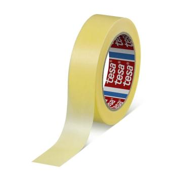 德莎 精细纸基遮蔽胶带,长度:50m,宽度:25mm,型号:tesa-4334