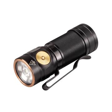 Fenix 迷你便携LED手电筒,E18R 含7号干电池,单位:个