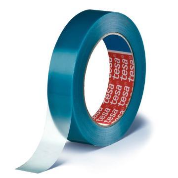 德莎 柔韧的安全运输胶带,蓝色,长度:66m,宽度:25mm,型号:tesa-64250