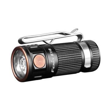 Fenix 便携EDC手电筒 E16 不含电池,单位:个