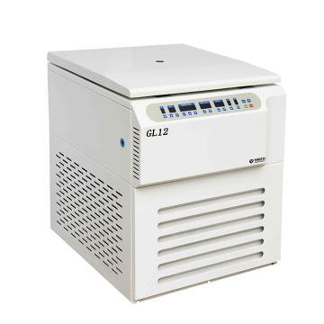 英泰 G12 立式高速大容量离心机,离心脱泡机,配4×30ml(针筒)角转子,转速300-10000转/分之间可调,G12