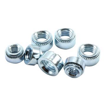 压铆螺母,S-440-0-ZI,10B21(碳钢),蓝白锌,5000个/袋