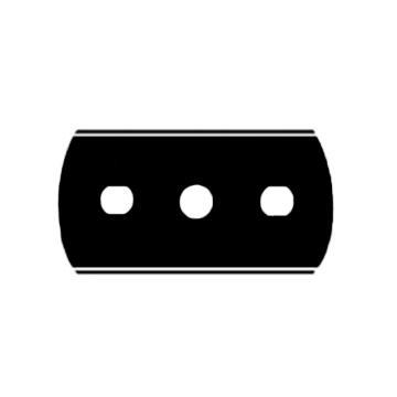 Martor 安全刀片,隐藏式COUPPY安全刀具标配刀片,36020