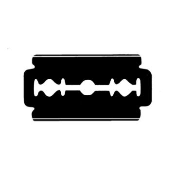 Martor 安全刀片,隐藏式COMBI经典安全刀具标配刀片,35010