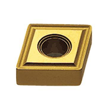 三菱 车刀片,CNMG120404-MS VP15TF,适合难切削材料的半精加工,10片/盒