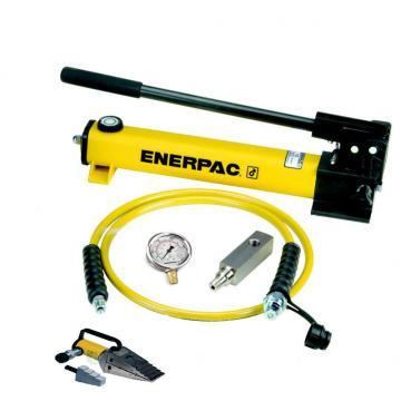 恩派克enerpac液压兰分离器套装,14吨,STF-14H(含分离器+手动泵+软管+压力表+表头)