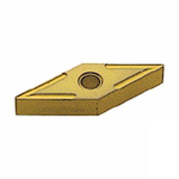 三菱 車刀片,VNMG160404 VP15TF,適合碳鋼、合金鋼的半精加工,10片/盒
