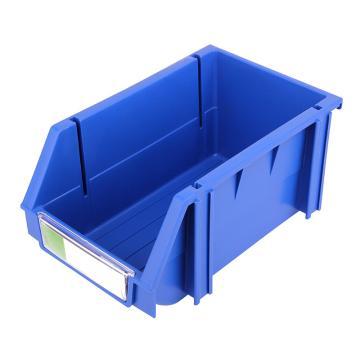 力王 组立零件盒,240*150*124mm,全新料,36个/箱,PK-002-蓝色