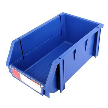 力王 组立零件盒,200*340*155mm,全新料,18个/箱,PK-003-蓝色