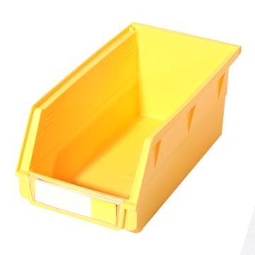 力王 背挂零件盒,105*190*75mm,全新料,24个/箱,PK-013-黄色