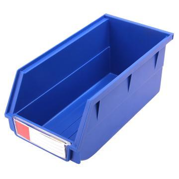 力王 背掛零件盒,220*140*125mm,全新料,PK-014-藍色,單位:個