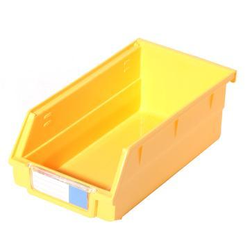 力王 背挂零件盒,140*220*125mm,全新料,12个/箱,PK-014-黄色