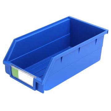 力王 背掛零件盒,270*140*125mm,全新料,PK-015-藍色,單位:個