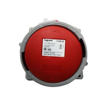 罗格朗Legrand 暗装插座,IP 66/67 AC 380/415V 125A 3P+N+E,555689