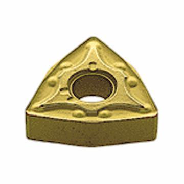 三菱 车刀片,WNMG080408-MA VP15TF,适合碳钢、合金钢的半精加工,10片/盒
