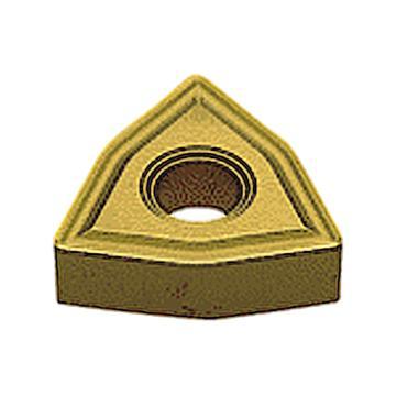 三菱 車刀片,WNMG080408-MS VP15TF,適合難切削材料的半精加工,10片/盒