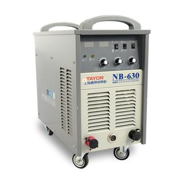 上海通用NB-630逆變式半自動氣體保護焊機套機,適用380V電源,氣保焊手工焊兩用機