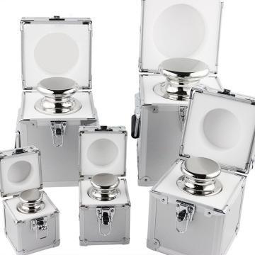 富月 鋁制砝碼盒,普及系列(50g)