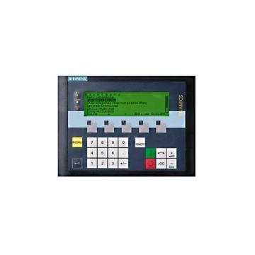 西门子SIEMENS 操作面板,6SL3055-0AA00-4CA3