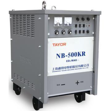 上海通用NB-500KR晶閘管式半自動氣體保護焊機,適用380V電源