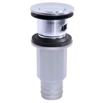 九牧 面盆翻板式不锈钢下水器,φ59mm*74mm,91116-1B-1