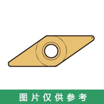 京瓷 刀片,VCMT080204-HQ CA5535,10片/盒