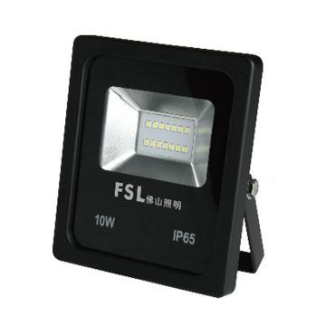 佛山照明 LED泛光灯,超炫二代系列 220V 10W 白光,单位:个
