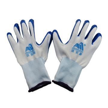 西域推薦 丁腈涂層手套,均碼,12副/打