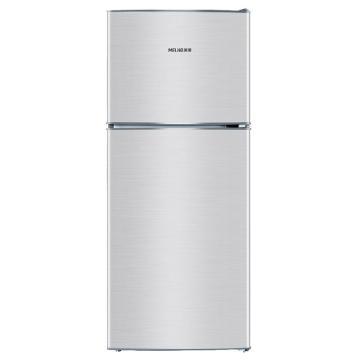 美菱 118升双门冰箱,BCD-118,家用两门,省电静音,小身材不占空间