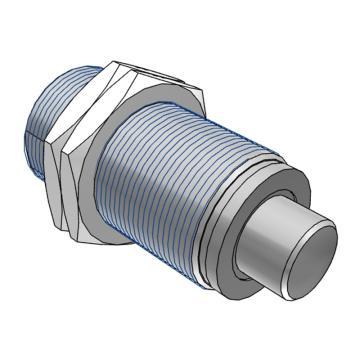 SMC 短型液压缓冲器,RBQ2508