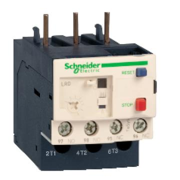 施耐德Schneider 热过载继电器,LRD356