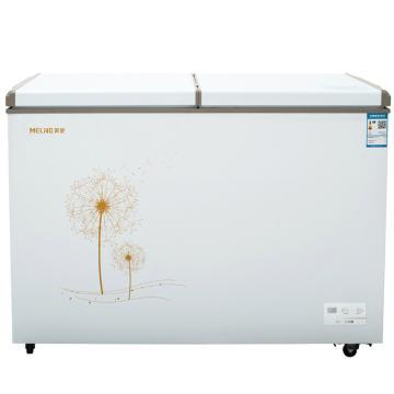 美菱 278升冷藏冷冻单温柜,BC/BD-278ATE,电脑控温,新国标二级能效
